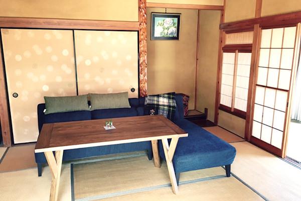 和室に合うおしゃれソファ15選モダンな色形でおしゃれ畳を痛めない